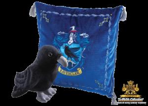 Harry Potter: Plush Ravenclaw House Mascot and Cushion