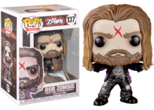 Funko Pop! Rocks: Rob Zombie #137
