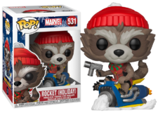 Funko Pop! Holiday Rocket #531