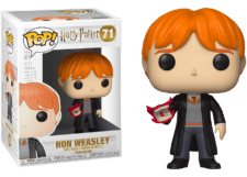 Funko Pop! Harry Potter: Ron with Howler #71