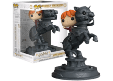 Funko Pop! Harry Potter: Ron Riding Chess Piece #82