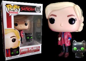 Funko Pop! Sabrina Spellman and Salem #777