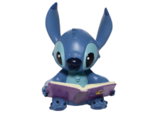 Disney Showcase: Stitch with Book