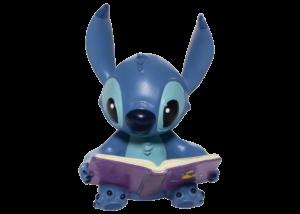 Disney Showcase: Stitch with Book
