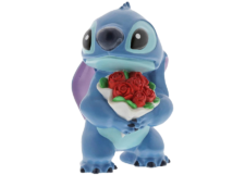 Disney Showcase: Stitch with Flowers