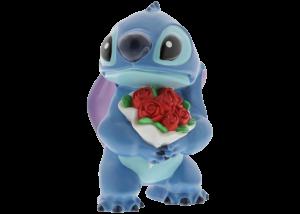 Disney Showcase: Stitch with Flowers