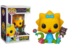 Funko Pop! The Simpsons: Alien Maggie #823