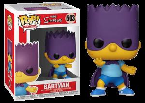 Funko Pop! The Simpsons: Bartman #503