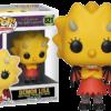 Funko Pop! The Simpsons: Demon Lisa #821