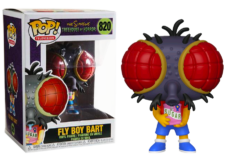 Funko Pop! The Simpsons: Fly Boy Bart #820