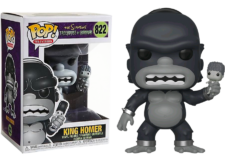 Funko Pop! The Simpsons: King Homer #822