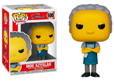 Funko Pop! The Simpsons: Moe Szyslak #500