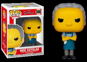 Funko Pop! The Simpsons: Moe Szyslak #500
