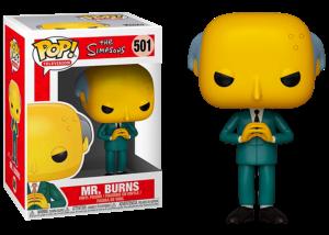 Funko Pop! The Simpsons: Mr. Burns #501