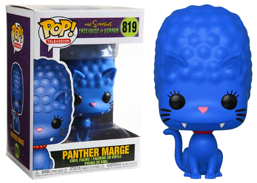 Funko Pop! The Simpsons: Panther Marge #819
