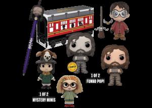 Funko Pop! Harry Potter: Hogwarts Express Collectors Box