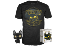 Funko Pop! & Tee: Harry Potter: Sirius Black #73