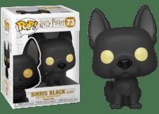 Funko Pop! Harry Potter: Sirius Black as Dog #73