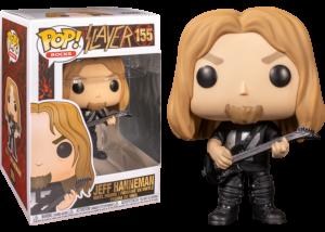 Funko Pop! Rocks: Slayer - Jeff Hanneman #155
