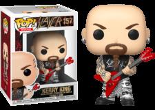 Funko Pop! Rocks: Slayer - Kerry King #157