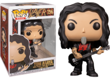 Funko Pop! Rocks: Slayer - Tom Araya #156