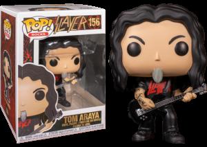 Funko Pop! Rocks: Slayer - Tom Araya #156