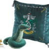 Harry Potter: Plush Slytherin House Mascot and Cushion