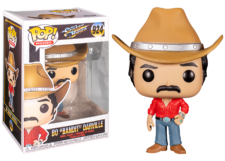 Funko Pop! Smokey and the Bandit: Bo Darville #924