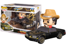 Funko Pop! Smokey and the Bandit: Smokey in Trans-Am #82