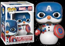 Funko Pop! Snowman Cap #532