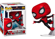 Funko Pop! Spider-Man: Upgraded Suit #470