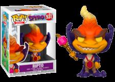 Funko Pop! Spyro: Ripto #531