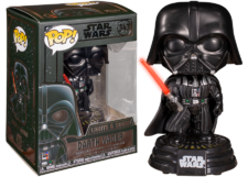 Funko Pop! Star Wars: Darth Vader (Light & Sound) #343