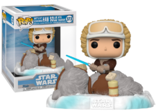 Funko Pop! Star Wars: Han Solo with Taun Taun #373