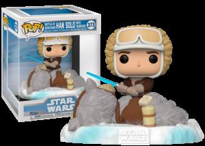 Funko Pop! Star Wars: Han Solo with Taun Taun #373