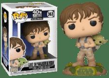 Funko Pop! Star Wars: Luke with Yoda #363