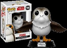 Funko Pop! Star Wars: Porg (open wings) #198