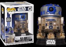 Funko Pop! Star Wars: Dagobah R2-D2 #31