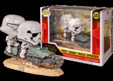 Funko Pop! Star Wars: First Order Tread Speeder #320