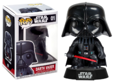 Funko Pop! Star Wars: Darth Vader #01