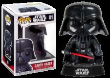Funko Pop! Star Wars: Darth Vader #01