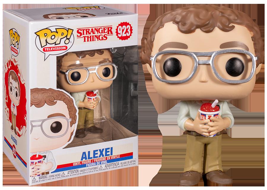 Funko Pop! Stranger Things: Alexei #923