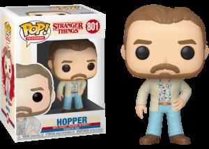 Funko Pop! Stranger Things: Hopper #801