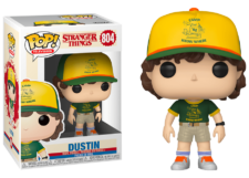 Funko Pop! Stranger Things: Dustin at Camp #804