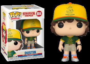 Funko Pop! Stranger Things: Dustin at Camp #804
