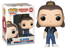 Funko Pop! Stranger Things: Eleven in OVeralls #843