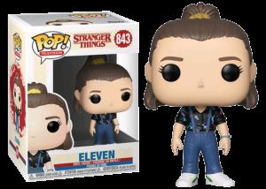 Funko Pop! Stranger Things: Eleven in OVeralls #843