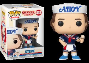 Funko Pop! Stranger Things: Steve #803