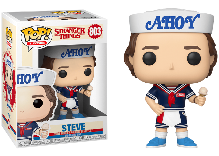 Funko Pop! Stranger Things: Steve #803