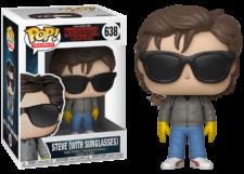 Funko Pop! Stranger Things: Steven (with Sunglasses) #638